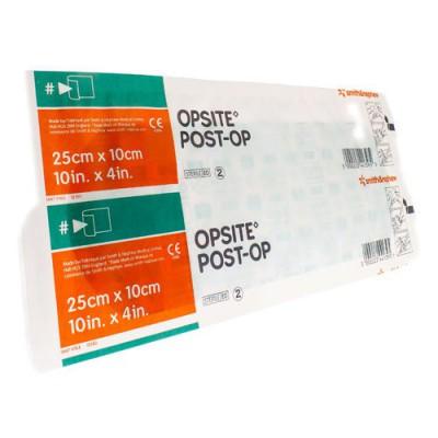 OPSITE POST OP N 25,0CMX10,0CM 1 66000714