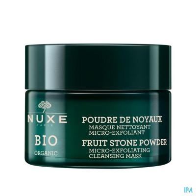 Nuxe Bio Micro Exfolierend Reinigingsmasker 50ml