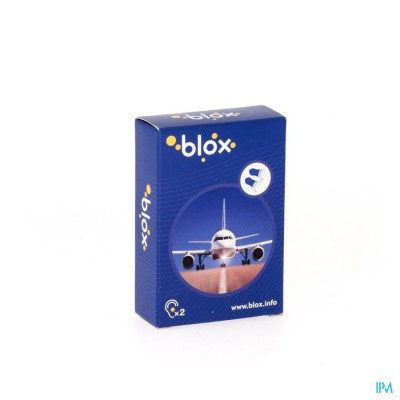 Blox Airplane 1 Pair A/Pressure Earplugs