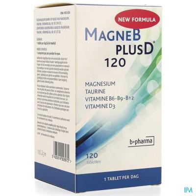 MAGNE B PLUS D TABL 120 NF