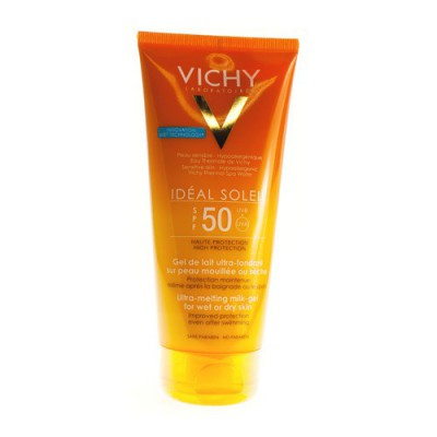 VICHY CAP ID SOL IP50 GEL LAIT ULTRA FOND. 200ML