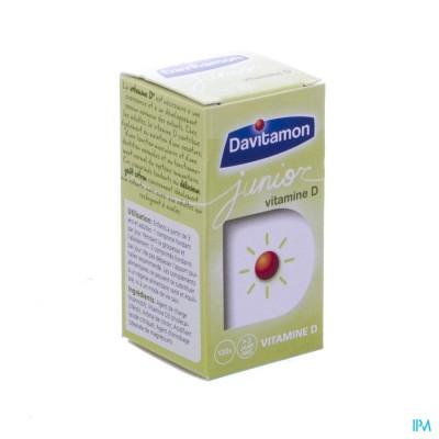 Davitamon Junior Vit D3 V1 Comp Fondant 120