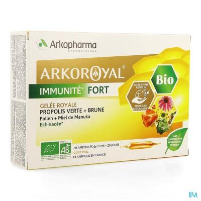 ARKOROYAL IMMUNITEIT FORTE BIO AMP 20X10ML