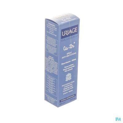 Uriage Cu-zn+ Spray A/irritations 100ml