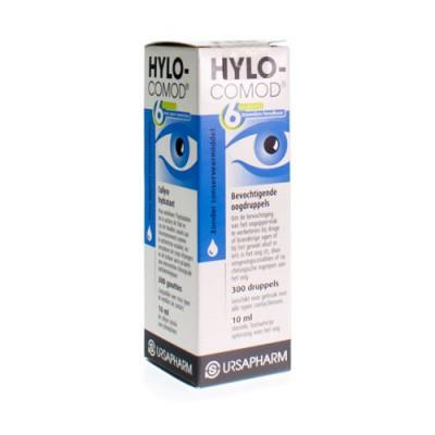 HYLO-COMOD OOGDRUPPELS 10ML