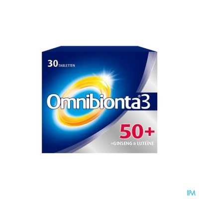 OMNIBIONTA-3 50+ TABL 30
