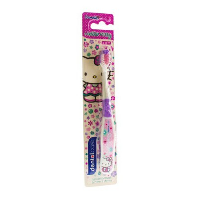 DENTAL CARE HELLO KITTY BROSSE A DENTS