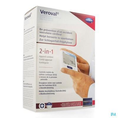 VEROVAL BLOEDDRUKMETER ECG