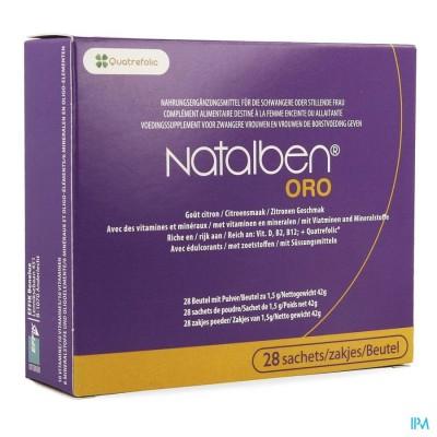 Natalben Oro Sachet 28
