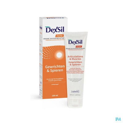 DEXSIL ARTICULATIONS & MUSCLES FORTE GEL 100ML