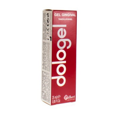 DOLOGEL TANDVLEESBALSEM TUBE 25ML