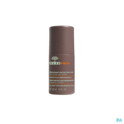 NUXE MEN DEO BESCHERMING 24U ROLL-ON 50ML