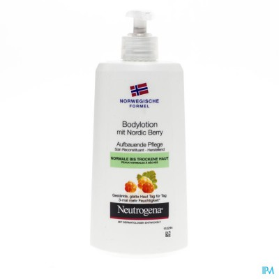 Neutrogena Nordic Berry Body Lotion 400ml