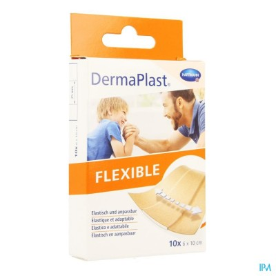 Dp Flexible 6x10cm 10 P/s