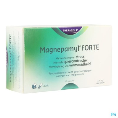 Magnepamyl Forte Caps 60