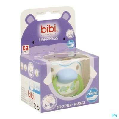 Bibi Sucette Dental Play With Us 6-16m