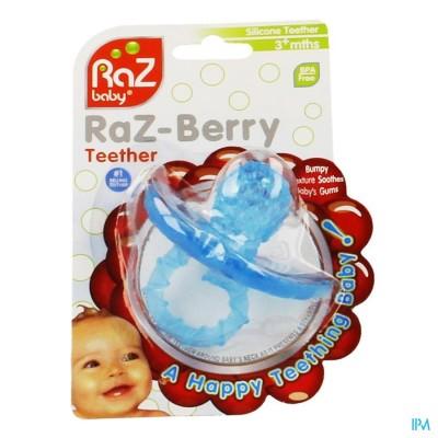 Raz Baby Bijtring Razberry Baby Blue