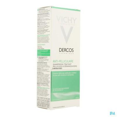 VICHY DERCOS SH A/ROOS DROOG HAAR RENO 200ML