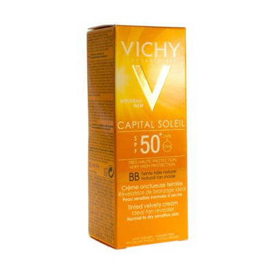 VICHY CAP SOL IP50 BB GETINT CREME 50ML