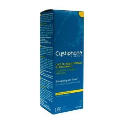 CYSTIPHANE BIORGA SHAMPOO A/CHUTE FL 200ML