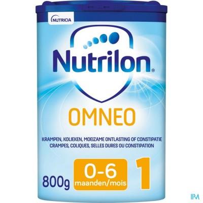 NUTRILON OMNEO 1 LAIT NOURRISSONS PDR 800G