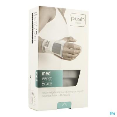 Push Med Polsbrace Links 17-19cm T3