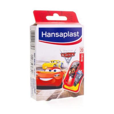 Hansaplast Pleister Cars Strips 20