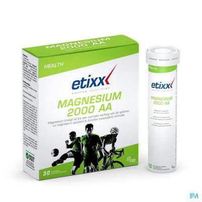 ETIXX MAGNESIUM 2000 AA TABL EFFERV. 30