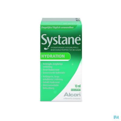 Systane Hydratation Gutt Oculaires 10ml