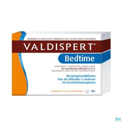 Valdispert Bedtime Omhulde Tabl 40