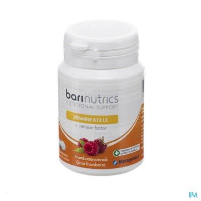 Barinutrics Vitamine B12 If Framboos Kauwtabl 90
