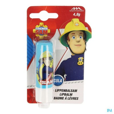 Disney Lipbalsem Fireman Sam 4,8g