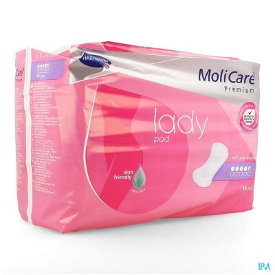Molicare Pr Lady Pad 4,5drops 14 P/s