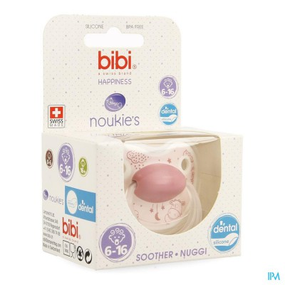 Bibi Sucette Hp Dental Lola 6-16m