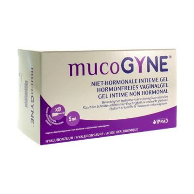 MUCOGYNE GEL INTIME N/HORMONAL UNIDOSE 8X5ML