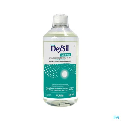 DEXSIL PHARMA SILICIUM ORGANIQUE SOL BUVABLE 500ML