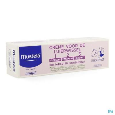 Mustela Bb Creme Change 1-2-3 50g