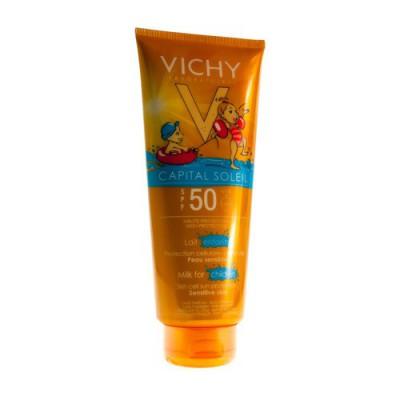VICHY CAP SOL IP50+ MELK KIND GEV H 300ML