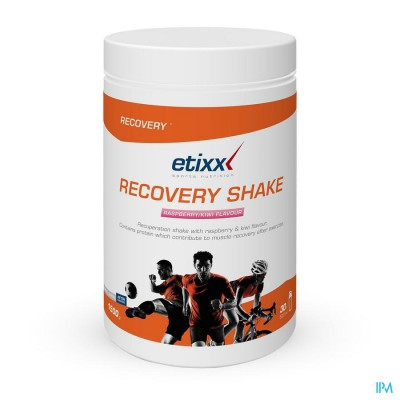 ETIXX RECOVERY SHAKE DRINK PDR 1500G