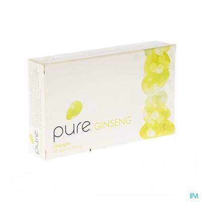 Pure Ginseng Caps 30