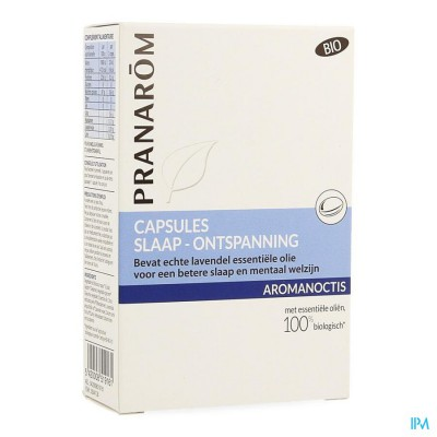 AROMANOCTIS CAPS 30