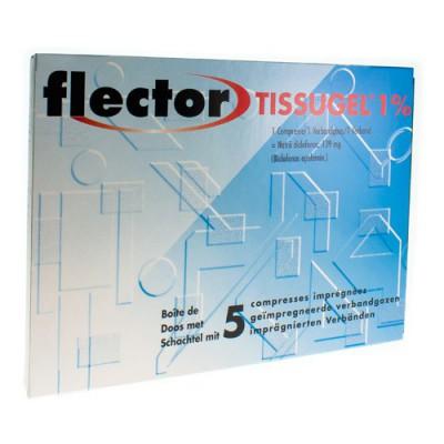 FLECTOR TISSUGEL COMPRES IMPREG 5