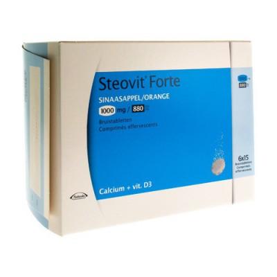 STEOVIT D3 1000MG/880UI COMP EFF 90