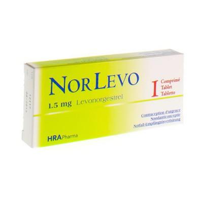 NORLEVO COMP 1 X 1,5 MG