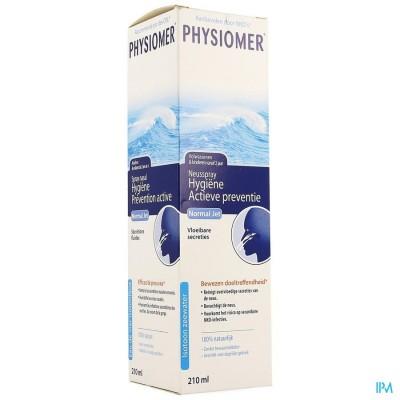 Physiomer Normal Jet 210ml