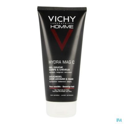 Vichy Homme Hydra Mag C Douchegel 200ml