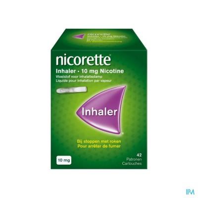 Nicorette Inhaler 10mg 42 + Embout