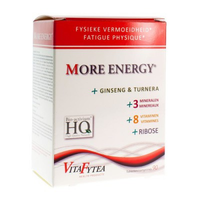 VITAFYTEA MORE ENERGY (B) COMP 90