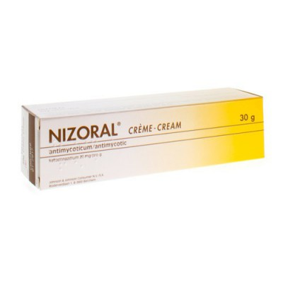 NIZORAL CREME 30G 2%