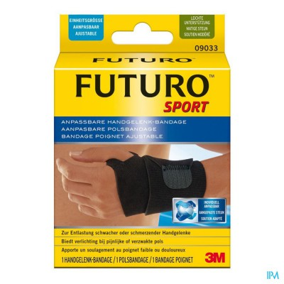 Futuro Sport Adjustable Wrist Support 09033